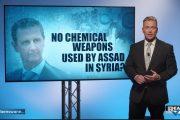 Mattis admite que não há nenhuma evidência de que a o governo sírio tenha utilizado gás de veneno em seu povo