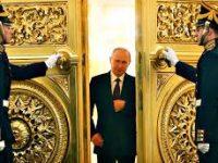 Vladimir Putin - Presidente da Rússia