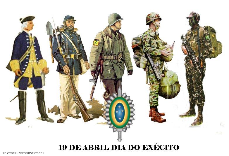 """Plano Brasil/Brasil/Ministério da Defesa (MD)/Análise: """"19 de Abril, Dia do Exército Brasileiro"""""""