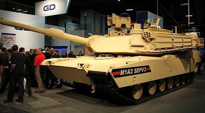 Orçamento de defesa dos EUA inclui grande investimento para veículos de combate e blindados.