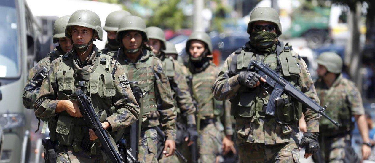 Segurança Pública: Intervenção não melhorou segurança no Rio, diz estudo