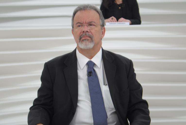 Entrevista do Ministro da Segurança Pública, Raul Jungmann no programa Roda Viva