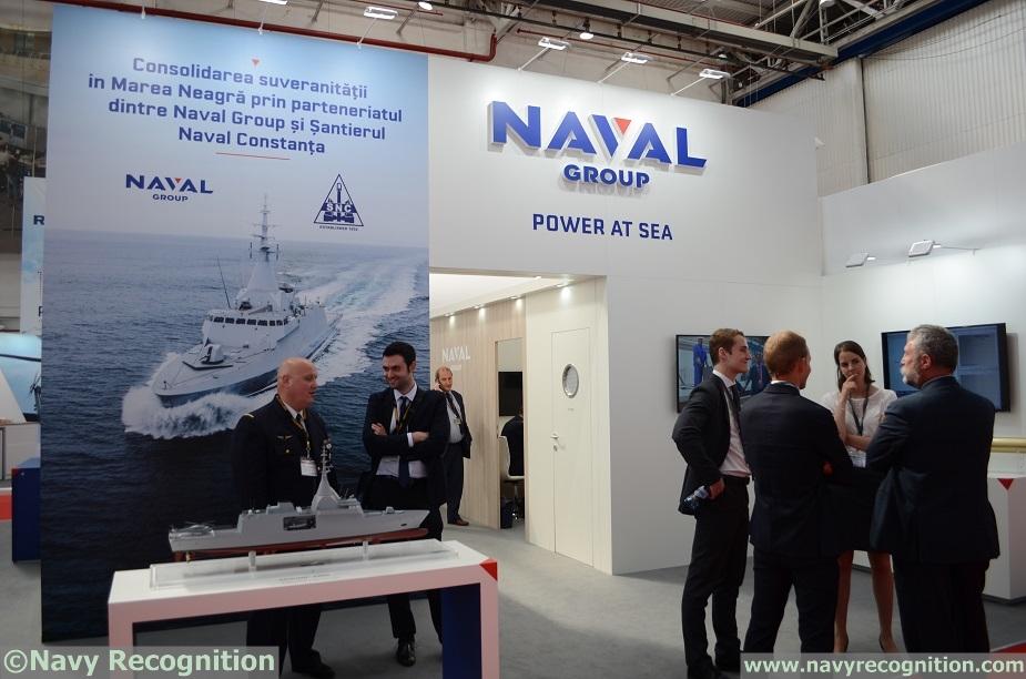 BSDA: Grupo Naval de Parceria com Estaleiro Romeno SNC para Gowind