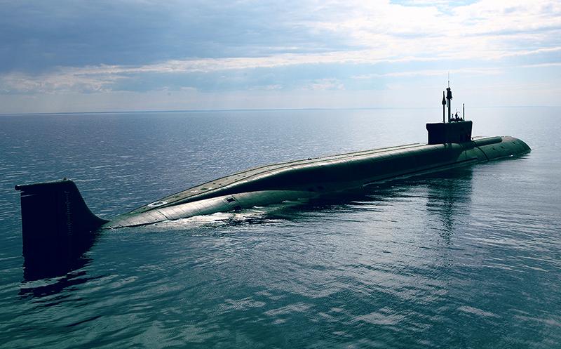 Rússia vai construir mais 6 submarinos nucleares Borei-A