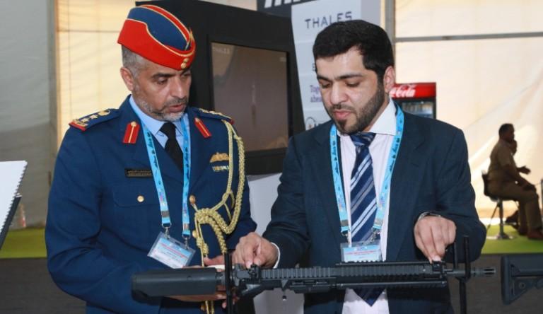 Caracal International  produzirá  fuzil de assalto CAR 817AR na Índia