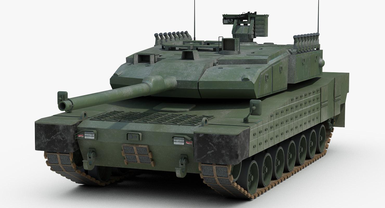 Contrato para produção em massa do carro de combate turco Altay MBT será assinado em breve