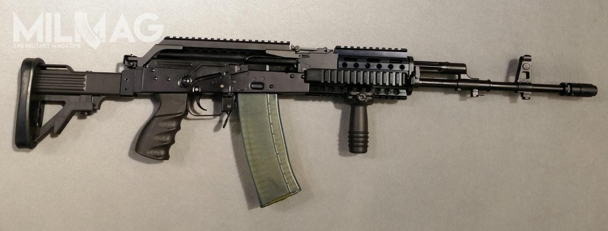 Nigéria  produzirá fuzil de assalto Beryl M762 polonês  produzido sob licença