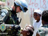 Revista Verde-Oliva - Brasil no Haiti, um caso de sucesso