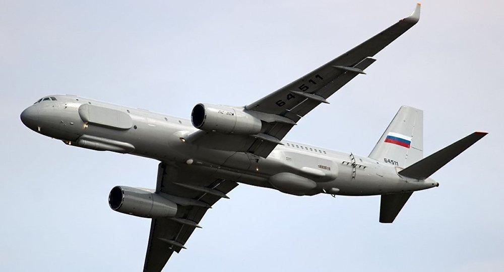 A Federação Russa está concluindo o trabalho para a criação de uma nova aeronave de reconhecimento