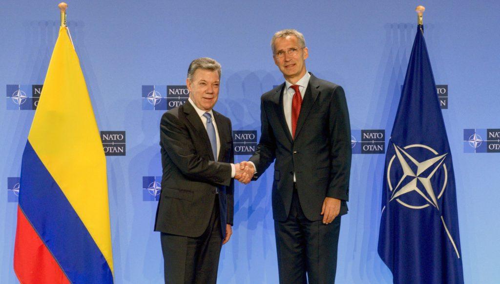NO AR! Hangout Plano Brasil – Colômbia na OTAN?
