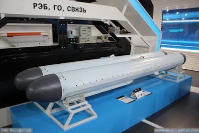 L-265M10-02 Khibiny-M EW system at MAKS 2017