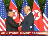 AO VIVO - ENCONTRO DE TRUMP e KIM JONG UN - HISTÓRICO !