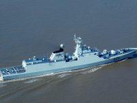 Paquistão assina contrato para aquisição de fragatas chinesas Type-054