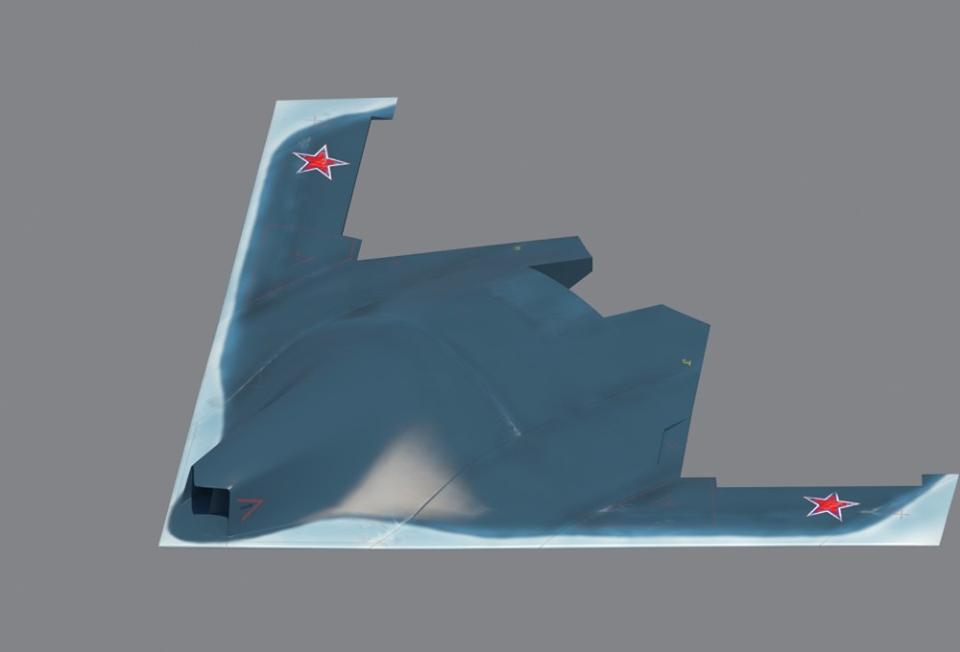 Novas informações sobre o Veículo aéreo não tripulado de combate russo