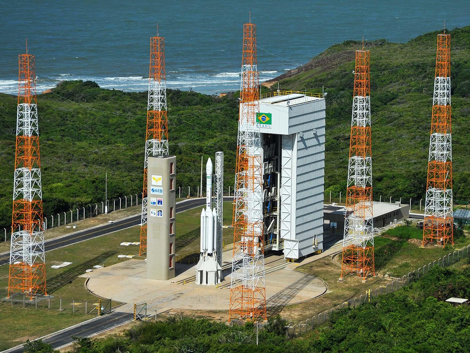 Roscosmos quer participar do desenvolvimento do  Centro de Lançamento de Alcântara (CLA) no Maranhão