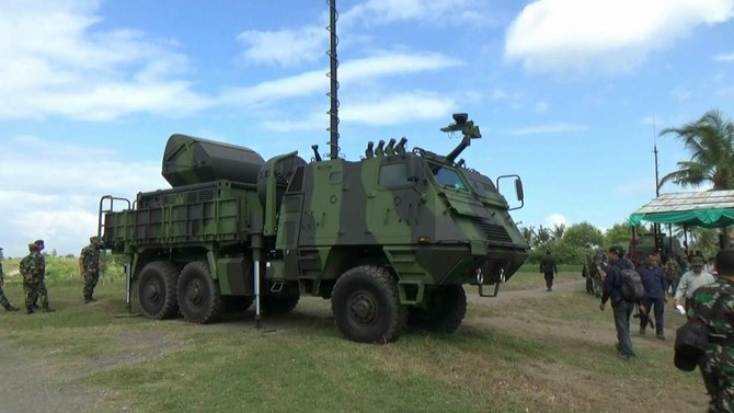 AVIBRAS Aeroespacial contrata Rheinmetall  para fornecer o sistema Fieldguard 3 Fire Control para o programa  ASTROS 2020