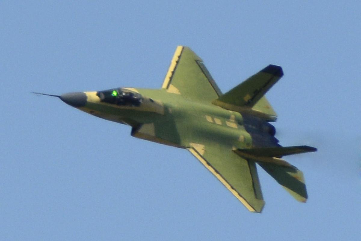 FC-31 (finalmente) escolhido pela Marinha Chinesa?