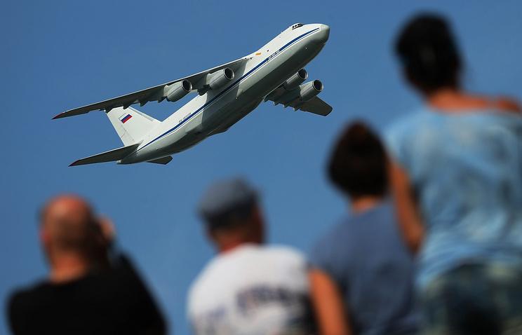 Rússia abrirá novamente a linha de produção do gigante An-124
