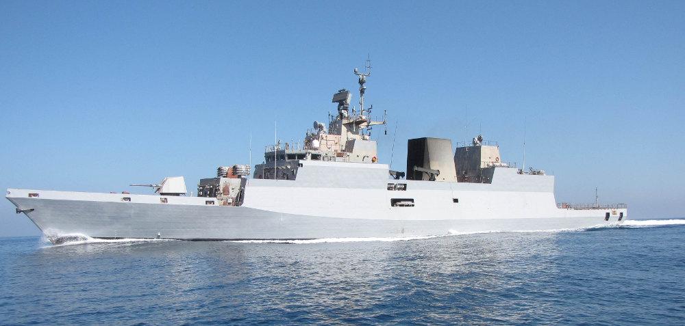 Estaleiro Indiano GRSE apresenta proposta para corvetas Tamandaré da Marinha do Brasil