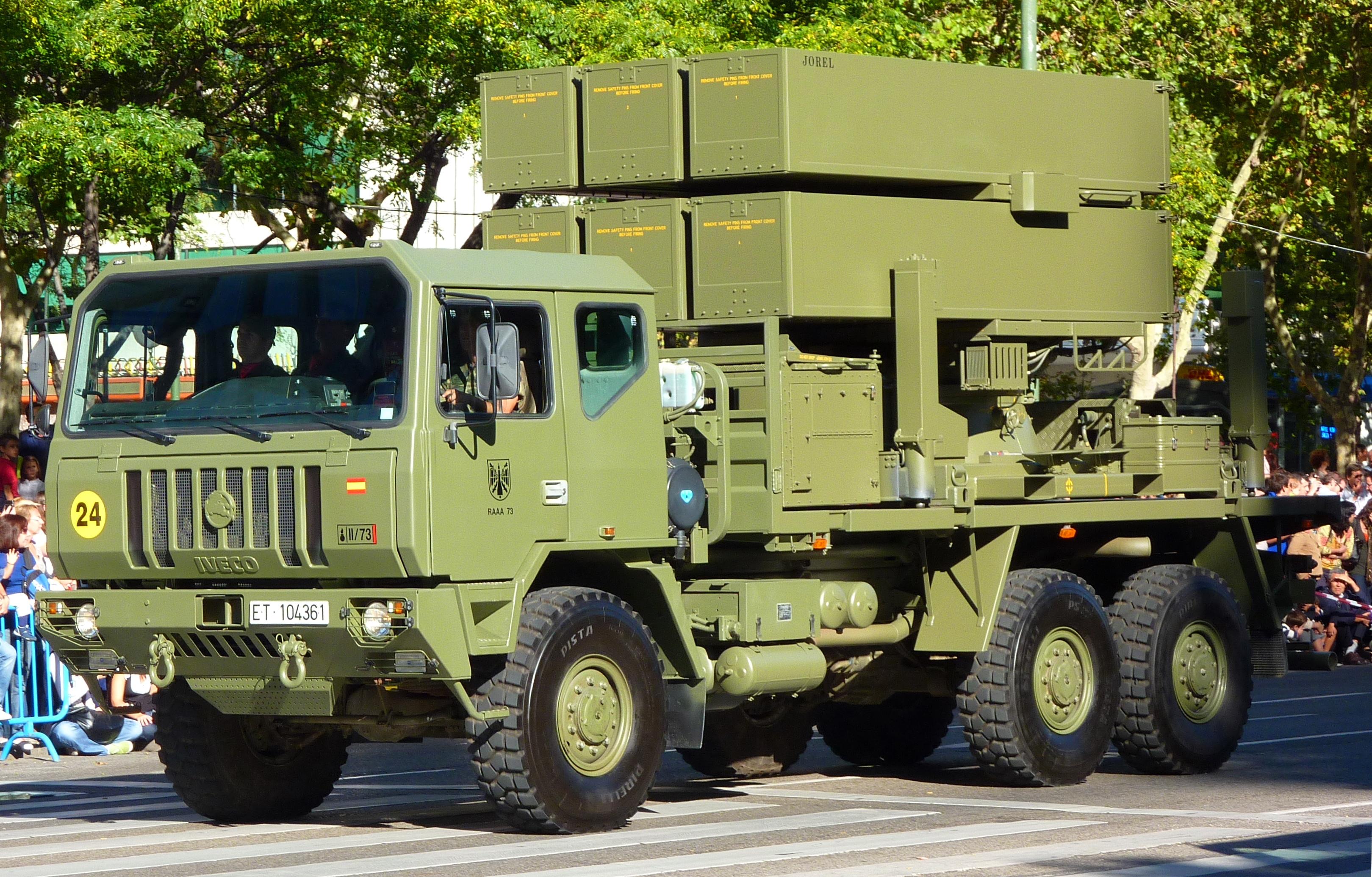 Governo Indiano seleciona o sistema NASAMS II para defesa antiaérea da capital Nova Delhi