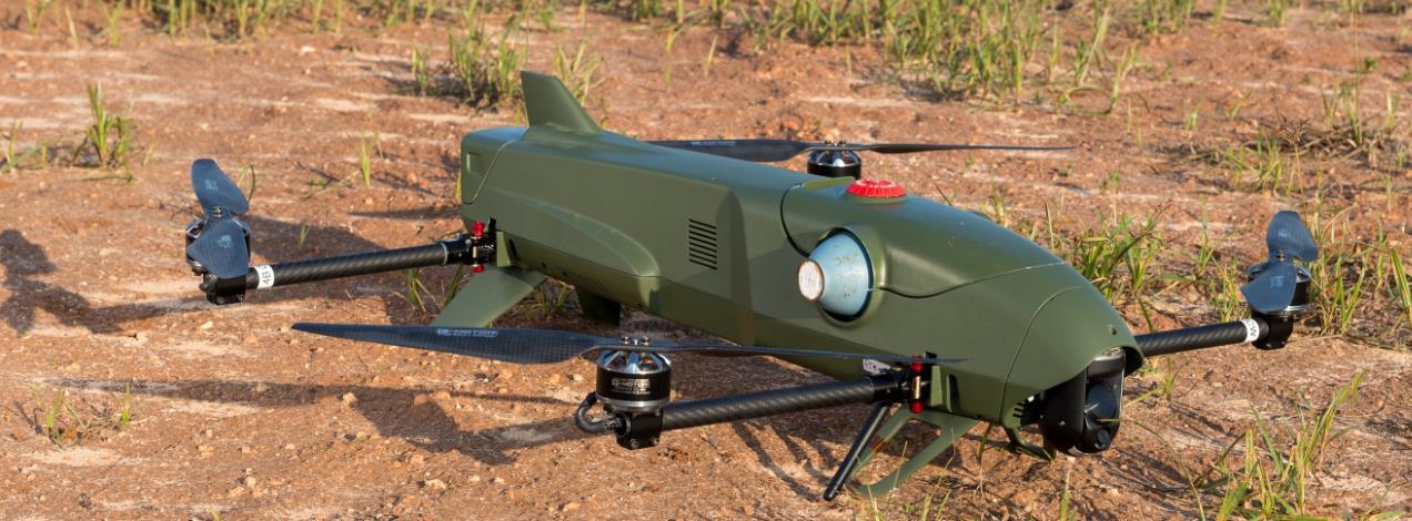 Israel Aerospace Industries completa prova de conceito do ROTEM em demonstração bem-sucedida