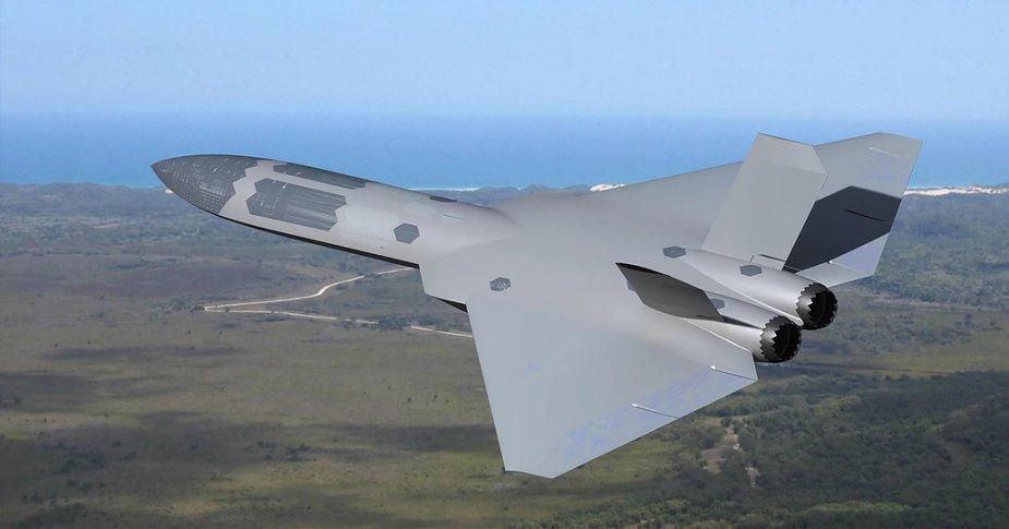 STS conclui a revisão crítica de design de alvos aéreos de 5ª geração