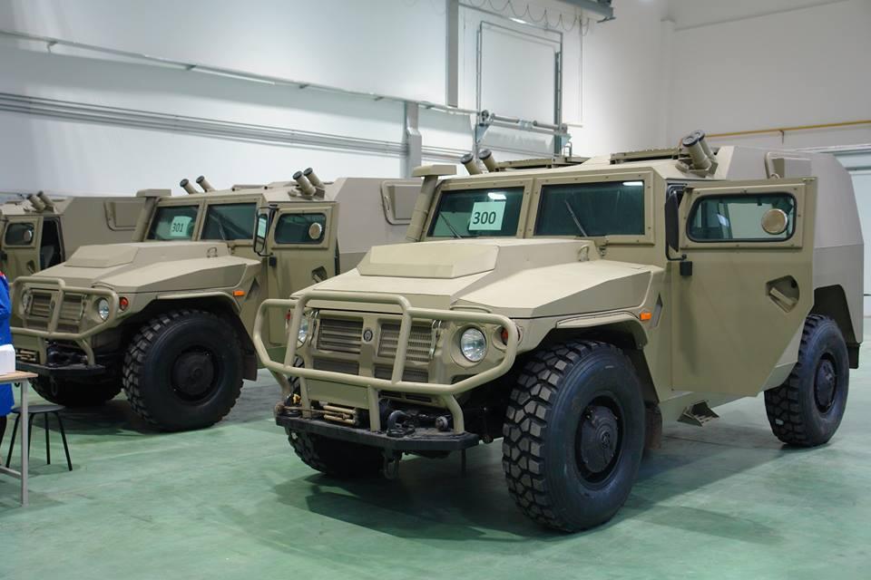"""""""Tiger"""" com proteção reforçada contra minas será apresentado este ano"""