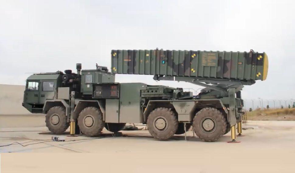 Turquia realiza testes de aceitação de sistema avançado de mísseis