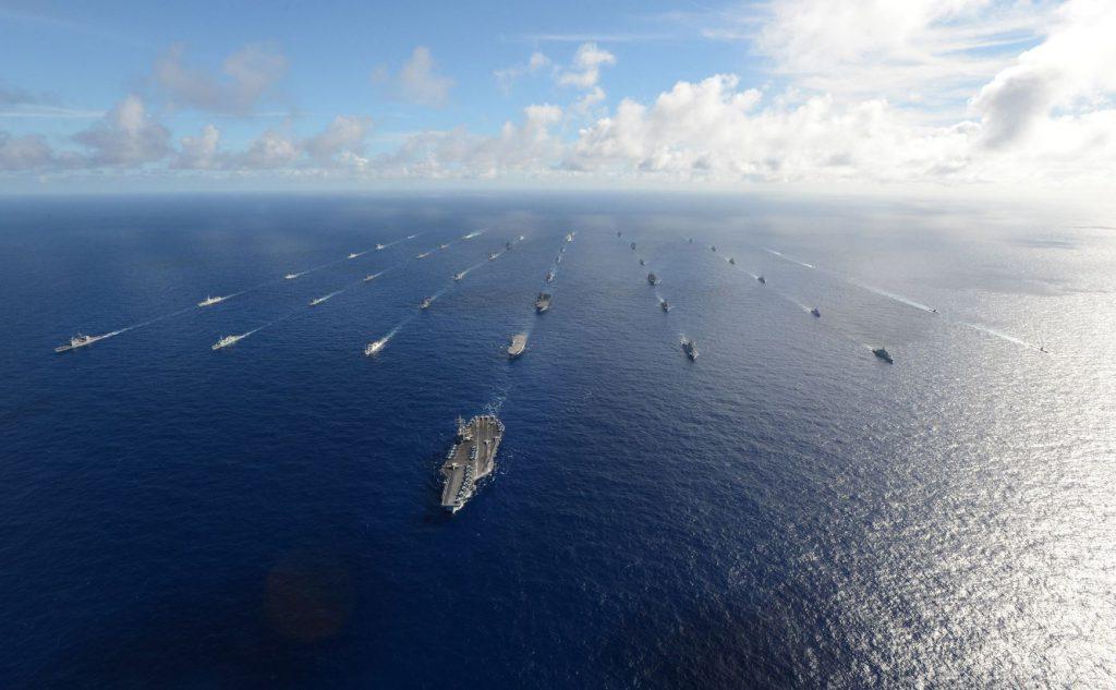 Marinha do Brasil não participará do RIMPAC 2018