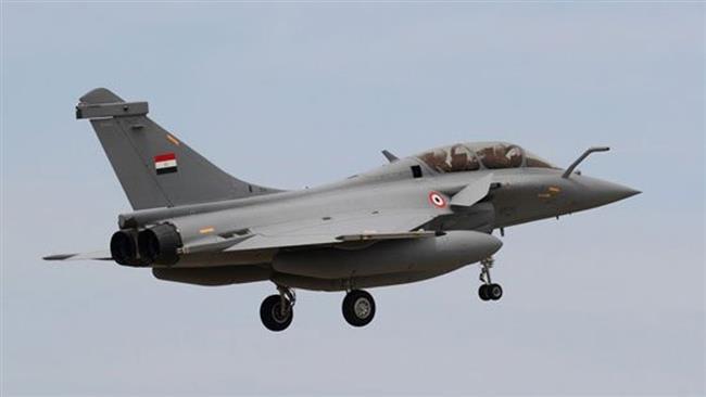 Egito planeja adquirir novo lote de aviões DassaultRafale