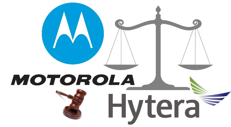 Juíza da ITC considerou que a Hytera Communications infringiu quatro patentes da Motorola Solutions