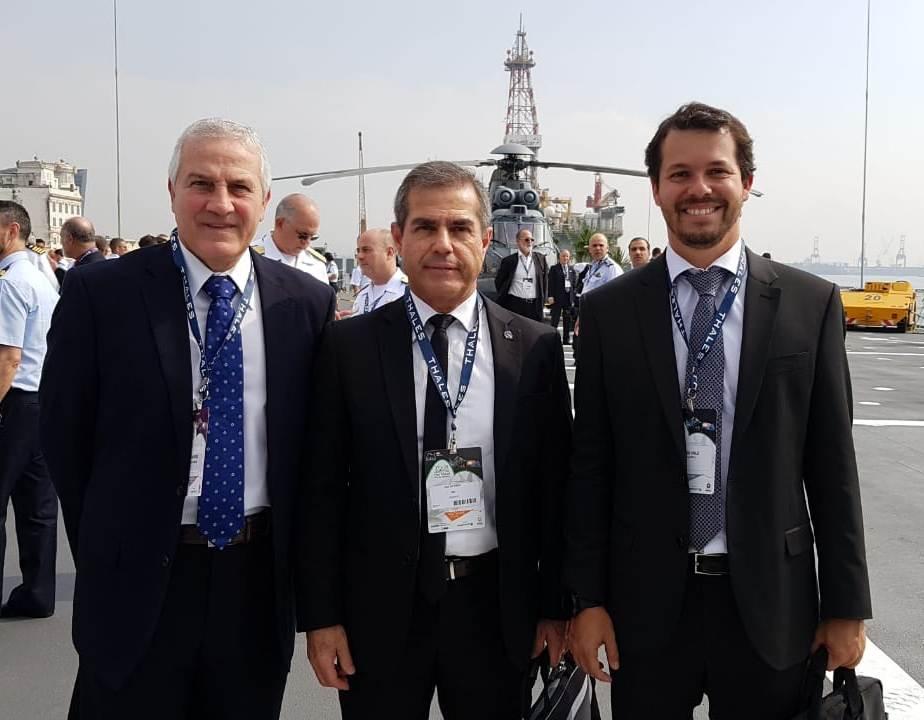 A Indústria de Material Bélico do Brasil (IMBEL) assina Termo de Cooperação com a Nitro Química