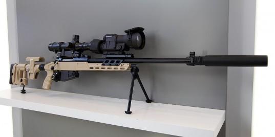 """Kalashnikov"" vai entregar rifles sniper Rogvardia SV-98"