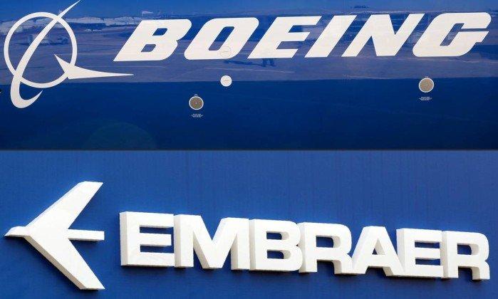"""Embraer diz que negociações com Boeing """"continuam avançando"""""""