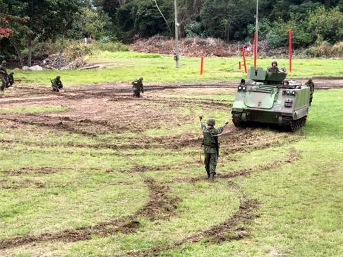 ADSUMUS: Batalhão de Engenharia de Fuzileiros Navais (BtlEngFuzNav) realiza adestramento com seus Pelotões no Complexo Naval da Ilha do Governador