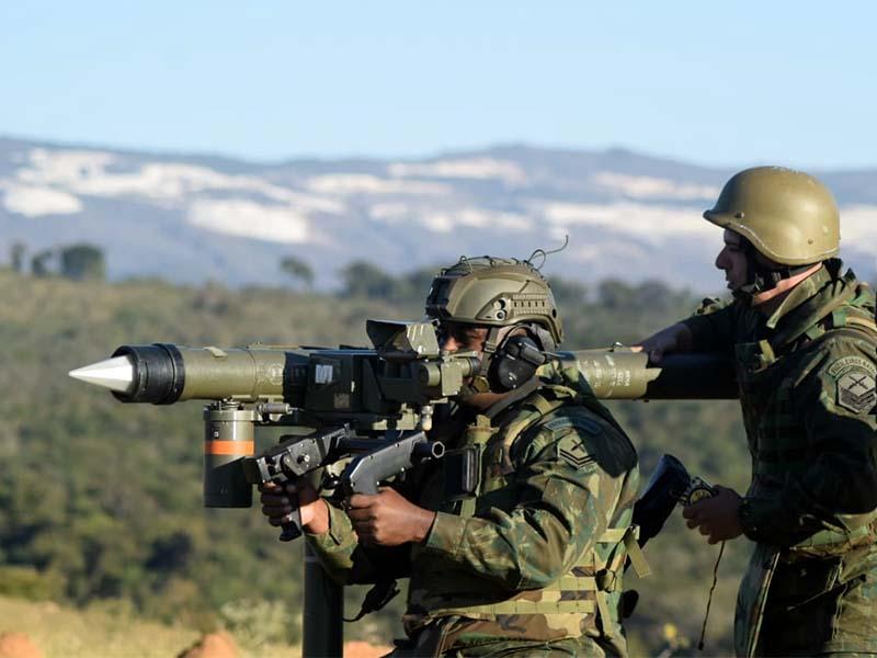 ADSUMUS: Força de Fuzileiros da Esquadra realiza Exercício ADESTFER, em Três Corações-MG