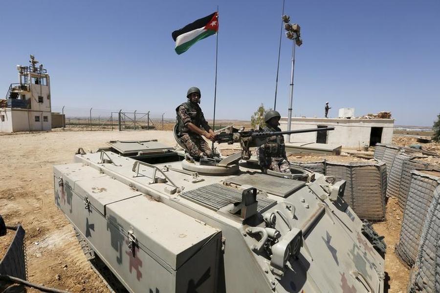 Exército da Jordânia ataca militantes do Estado Islâmico que fogem das forças sírias
