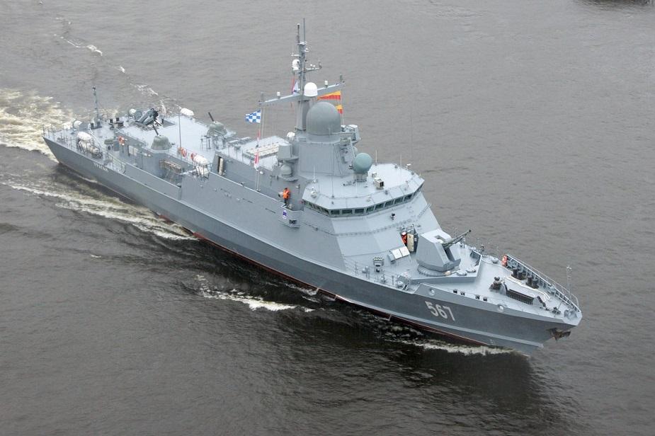 Army-2018- Marinha russa encomenda mais quatro corvetas Karakurt