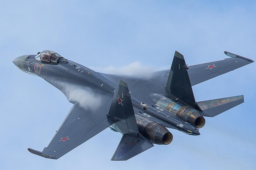 Army-2018: Argélia pode ter lançado pedido para  18 caças Su-35
