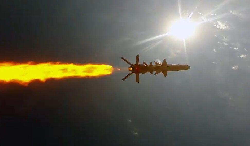 Ucrânia revela detalhes do mais novo míssil de cruzeiro