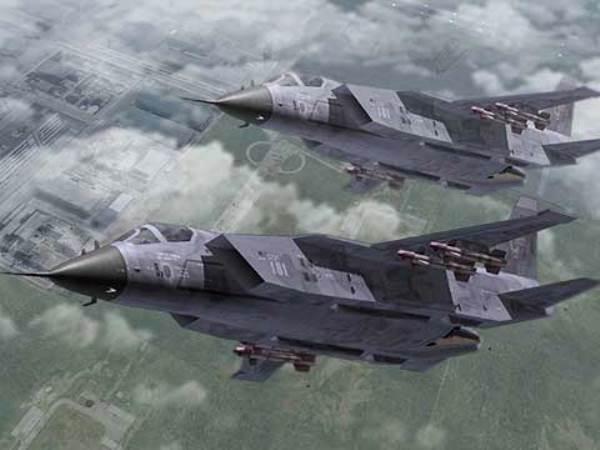 A Rússia está desenvolvendo um protótipo de um avião de decolagem vertical completamente novo