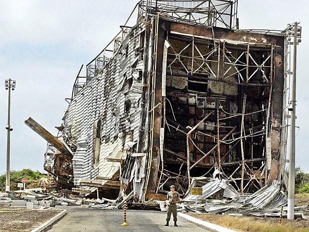 Há 15 anos, o Brasil sofria seu pior acidente em exploração espacial