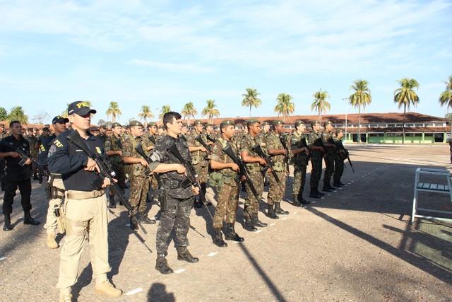 58º Batalhão de Infantaria Motorizado (58º BI Mtz) realiza Estágio de Caçador do Comando Militar do Oeste