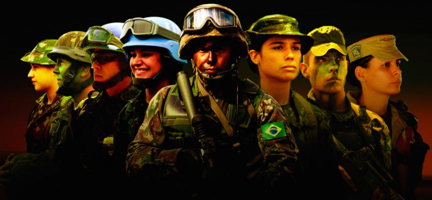Soldado do Exército: por você, por todos