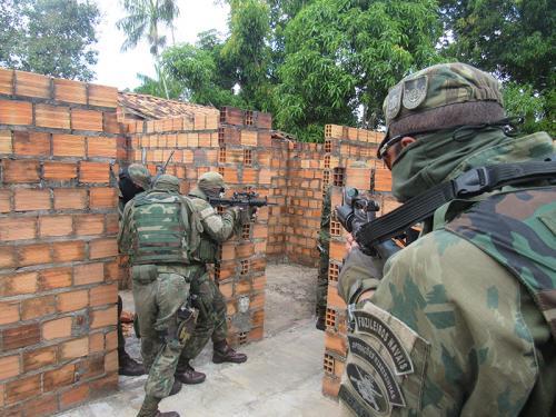 ADSUMUS:  2º Batalhão de Operações Ribeirinhas (2°BtlOpRib) realiza II Adestramento de Equipes Ribeirinhas