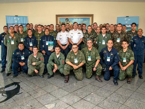 ADSUMUS: Força de Fuzileiros da Esquadra coordena adestramento sobre Apoio de Fogo