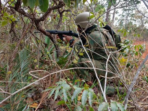 """ADSUMUS: Grupamento de Fuzileiros Navais de Brasília (GptFNB) realiza exercício """"SUBEX INF/BLINFEX-CO"""""""