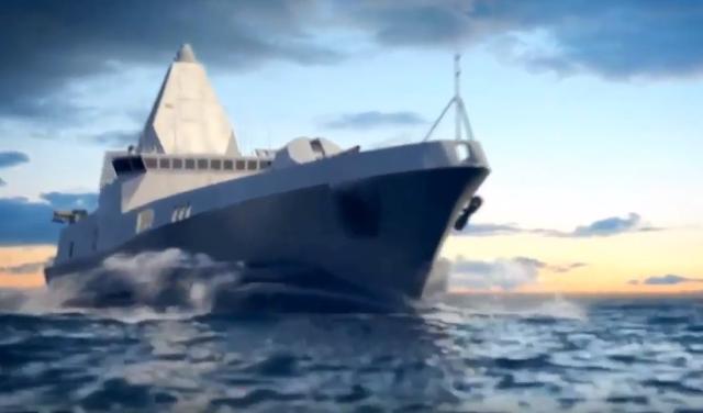 Severnaya Verf deu início aos trabalhos de desenvolvimento da nova fragata Project 22350M Super Gorshkov
