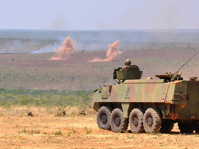"""ADSUMUS: Força de Fuzileiros da Esquadra (FFE) realiza a """"Operação Formosa"""" 2018"""