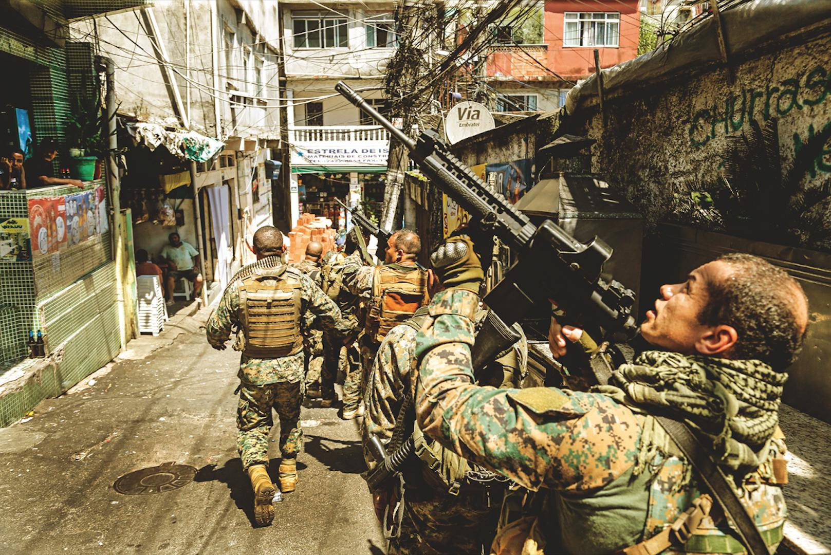 Redução dos índices de criminalidade no Rio de Janeiro: um importante legado para a sociedade